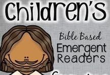 Bible Based Resources PreK-1st