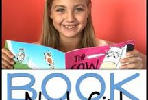 The Book Nook Girl / There's nothing better than kids reading to kids! Come listen to the Book Nook Girl read favorite picture books, both old and new!