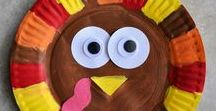 Thanksgiving PreK-1st / Thanksgiving ideas & activities for kids and the classroom.