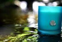 stunning luxury candles by zingorganics.co.uk / Artisan chandler.  Argyll, Scotland.  Sustainable. Rare ingredients.