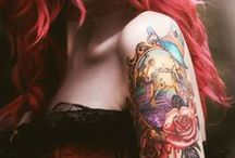 Inked / Tattoos that I wouldn't necessarily get...but either way they're awesome
