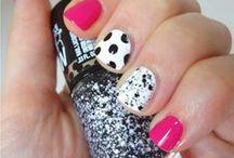 Nail Polish / Inspiration for nail polish designs