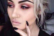 Makeup Looks / Stunning makeup looks for inspiration and adoration