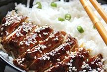 Japanese Food / Japanese-style food, with their recipes