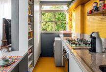 Cozinha / Cozinhas interessantes que inspiram nossos projetos..