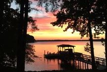 Lake Norman / LKN - Our home since 1985 / Real Estate Professionals in Cornelius, Huntersville, Mooresville, Davidson, Sherrills Ford, Denver, NC - pics over the years of living on #LakeNorman  #LKN #lakenormanhomesforsale #lknrealestate #lknsunsets