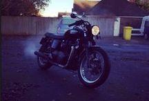"MY BONNIE ""BLACK BEAUTY"" / My daily ride"