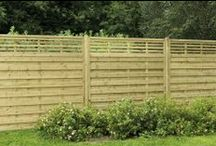Fencing and gates / Boundary fencing,create a safe haven with garden fencing, gates and trellis