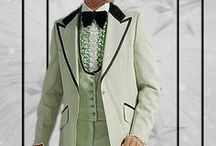 Prom Tuxes with a twist... / Something different and fun for prom.