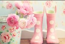 """Pink / Inspired by my love for the color """"pink"""""""