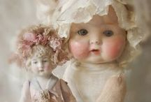 Dolls / I cannot resist an antique doll