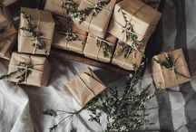 Simple wrapping. / by Margaret. Ka