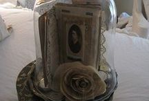 gaby b cloche / glazen stolp / gaby b cloche / glazen stolp