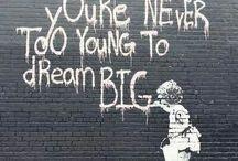 graffiti BANKSY /