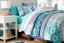Bedrooms-Girls / Decorating ideas for girl bedrooms