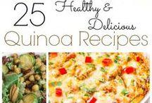 Recipes: Quinoa / Here's where you'll find recipes with quinoa.