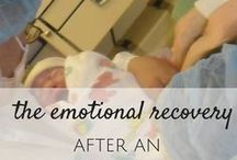 Health: C-Section Healing / Maintaining health through physical an emotional C-Section healing.