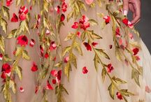 Embroidery Inspiration / Stunning embroidery designs and inspiration