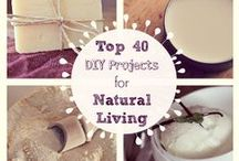 Natural Living / Chemical-free life