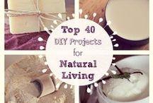 Natural Living / Chemical-free life