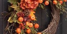 Autumn and fall