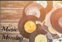 LLB Music Monday Playlists / Playlists for your Monday & your week! Enjoy a variety of songs, tunes, artists, genres for a pick-me-up to your Monday routine.