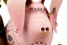Tattoo / Tatoo el porcino