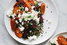 Vegetarian/Vegan Meal Ideas