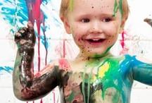 Active CozyKidz / #Actividades infantiles divertidas y sensoriales para los más peques / Fun #sensory play #activities for #babies and #toddlers