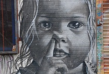 The streets of CozyKidz / Funky street art and curiosities that make the city a more colorful, fun and so much more beautiful place for our kids to explore!