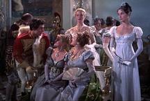 The Regency in film