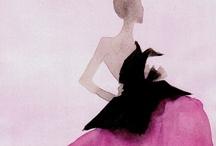 Illust * Fashion.ファッション イラスト / イラスト