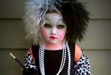 Cozy carnival / Creative kids costumes