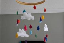 Nursery Inspiration/Pokój dziecięcy