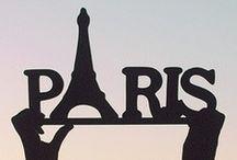 Guest Pins - Paris