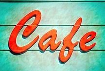 cafes / by Marieke Vennik
