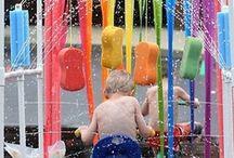 Zabawy na świeżym powietrzu / Outdoor fun for kids