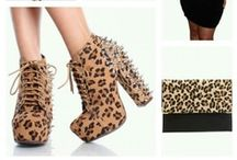 Guest Pins - Leopard Print