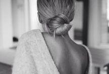 hair, make up