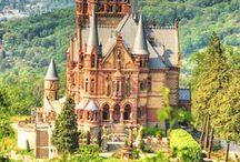 A princess's home... / aka castles