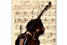 Double Bass and Music / Gift ideas for bassists and musicians