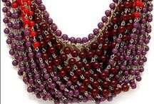 Necklace - Pendant - Choker / Looking for the perfect piece of jewelry which can instantly make you look stylish for any occasion? Look no further, here it is – statement necklaces, pendants or chokers.