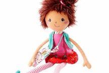 Dla wielbicielek Lalek - Inspiracje na Dzień Dziecka / Propozycje prezentów dla dziewczynek które kochają lalki.