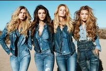 Denim Dream / Denim will never go out of fashion - all the latest styles, colors, and trends.