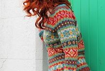 HEDGEROW / STRANDED KNITS