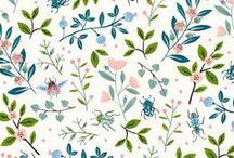 ART: Floral Pattern