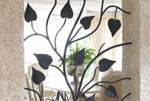 Inferriate / Inferriate di sicurezza artigianali e grate decorative per finestre, apribili, fisse e scorrevoli. Elementi di protezione della casa adattabili allo stile dell'abitazione per completare il design. Ispirazioni e idee.
