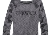 Volleyball Clothing and Gear