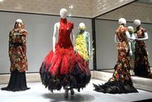 Savage Beauty / ...just open your eyes and stare...pure art by Alexander McQueen...