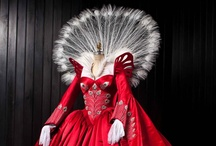 Eiko Ishioka / One of the best custume designers...all her creations are masterpieces...R.I.P